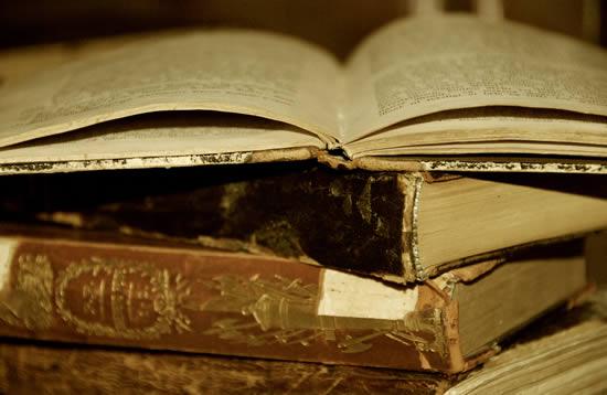 ¿De dónde viene el olor de los libros viejos?