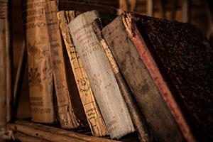 Olor de los libros viejos