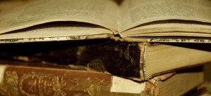 Olor a libro viejo