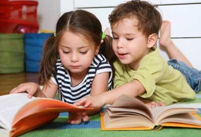 14 tips para que los niños amen la lectura