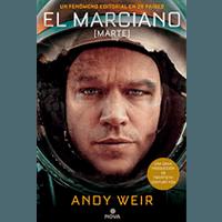 el marciano andy weir