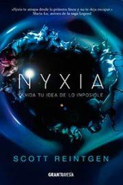 [RESEÑA] Nyxia – Scott Reintgen